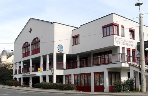 Volkshaus Ebelsberg (Außenansicht)