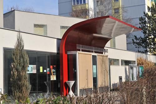 Volkshaus Neue Heimat Stadt Linz