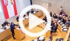 Aufzeichnung der Gemeinderatssitzung im Youtube-Kanal der Stadt Linz (neues Fenster)