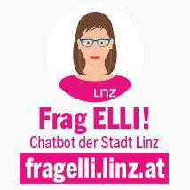 Frag ELLI! – Chatbot der Stadt Linz